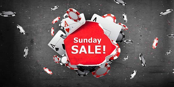 13 gennaio 2019 è domenica scontata su 888 poker